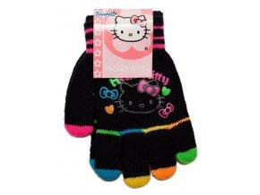 Dívčí rukavice Hello Kitty