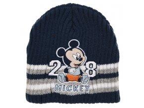Dětská pletená čepice Mickey