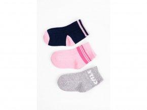 Mix ponožek - 3 páry v balení