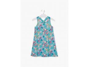 Dívčí letní šaty (dvě barevné varianty)