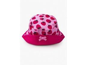 Kojenecký klobouček s potiskem
