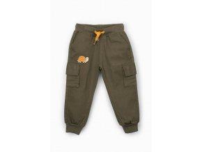 Kojenecké kalhoty s kapsami