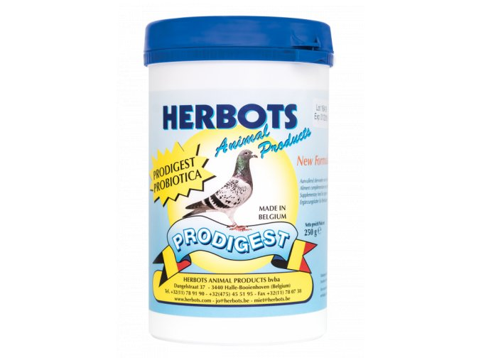 HERBOTS - PRODIGEST 250gr