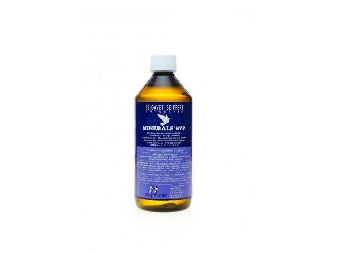 Doplńkové krmivo pro holuby - MINERALS® BVP 1000ml