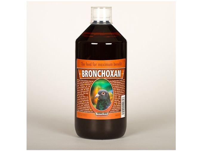 Doplńkové krmivo pro holuby - BRONCHOXAN holub 1000 ml Benefeed