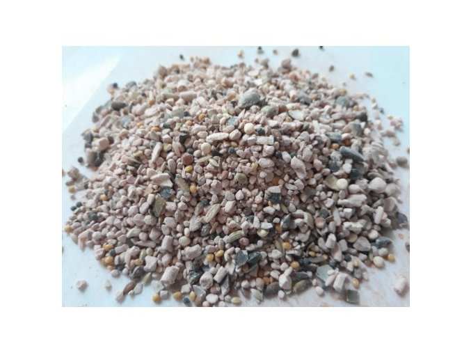 Grit pro holuby - VITAMIX HF -minerál Grit  - kbelík 10kg