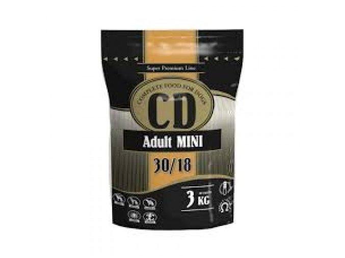 Krmivo pro psy - Delikan CD Adult Mini 3kg