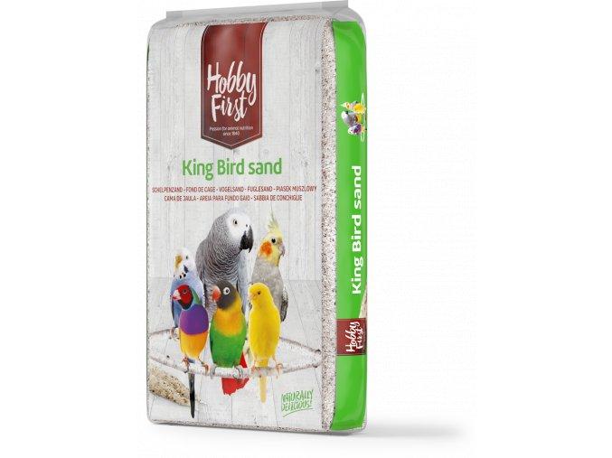 Písek pro papoušky