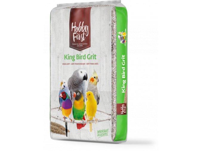 Grit pro papoušky