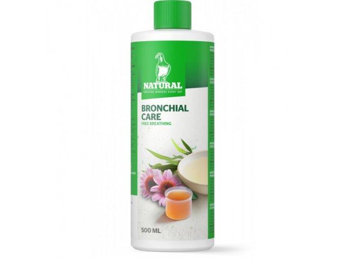 Doplńkové krmivo pro holuby - Bronchial Care 500ml Natural