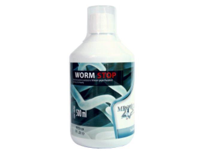 Produtky a vitamíny  holuby - WORM STOP 500ml