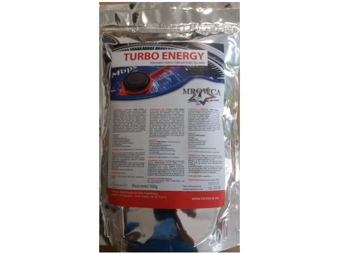 Turbo ENERGY 500g