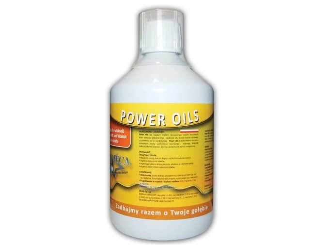 Power Oils 500ml