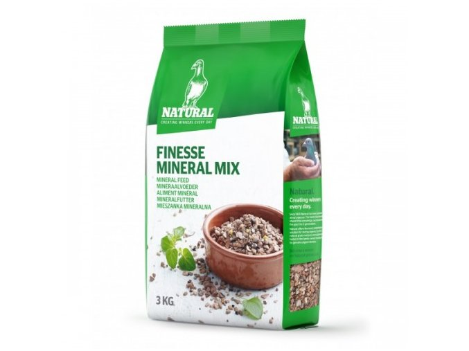 Natural Finesse Mineral MIX  10kg