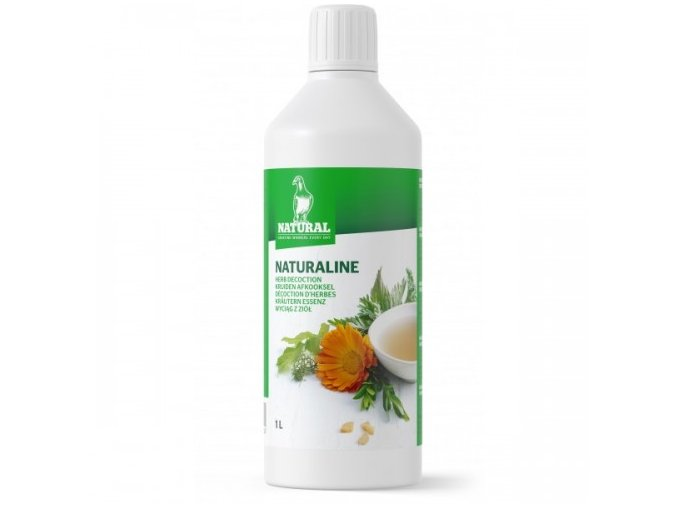 Doplňkové krmivo pro holuby - Naturaline 1L