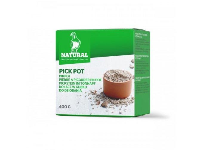 Pick Pot 400g Natural