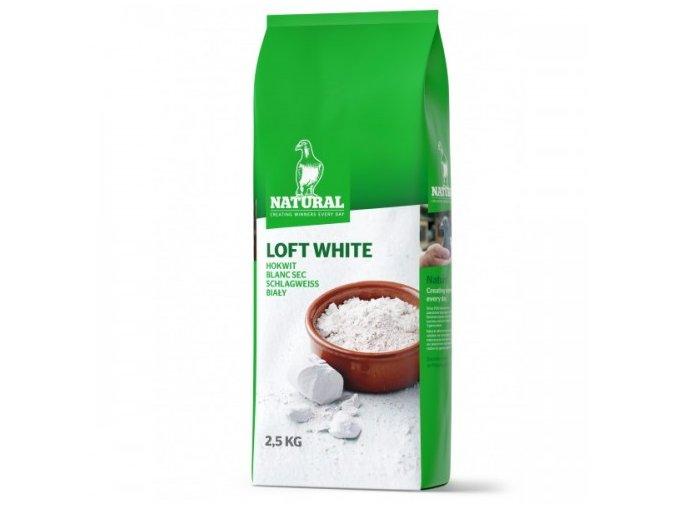 Podlahová běloba bílá 2,5kg