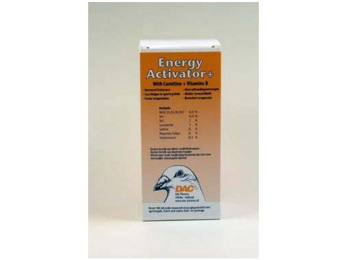 DAC Energy Activator-s karnitinem + vitamíny B    100ml.