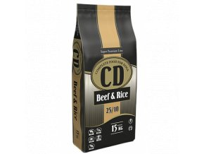 Delikan CD BEEF AND RICE 15kg