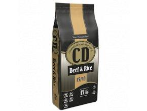 Krmivo pro psy - Delikan CD BEEF AND RICE 15kg