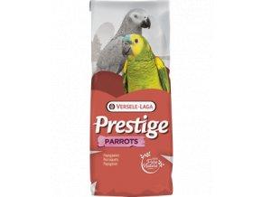 Parrots základní směs prop velké papoušky  15kg