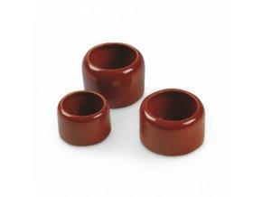 Keramická miska glazurovaná 9,5x6cm tip8125