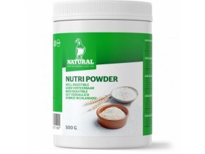 NATURAL NUTRI POWDER 500g