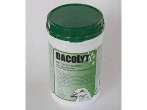 DAC - DACOLYT  elektrolyt + glukóza 600g