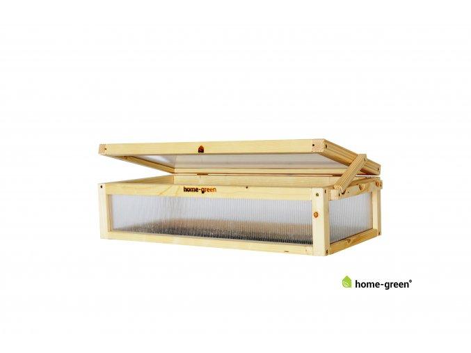 Dřevěné pařeniště - nástavec na truhlík