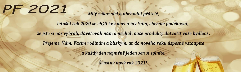 Přejeme úspěšný rok 2021