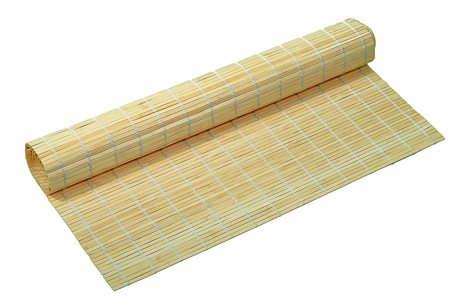 Bambusové rohože PŘÍRODNÍ
