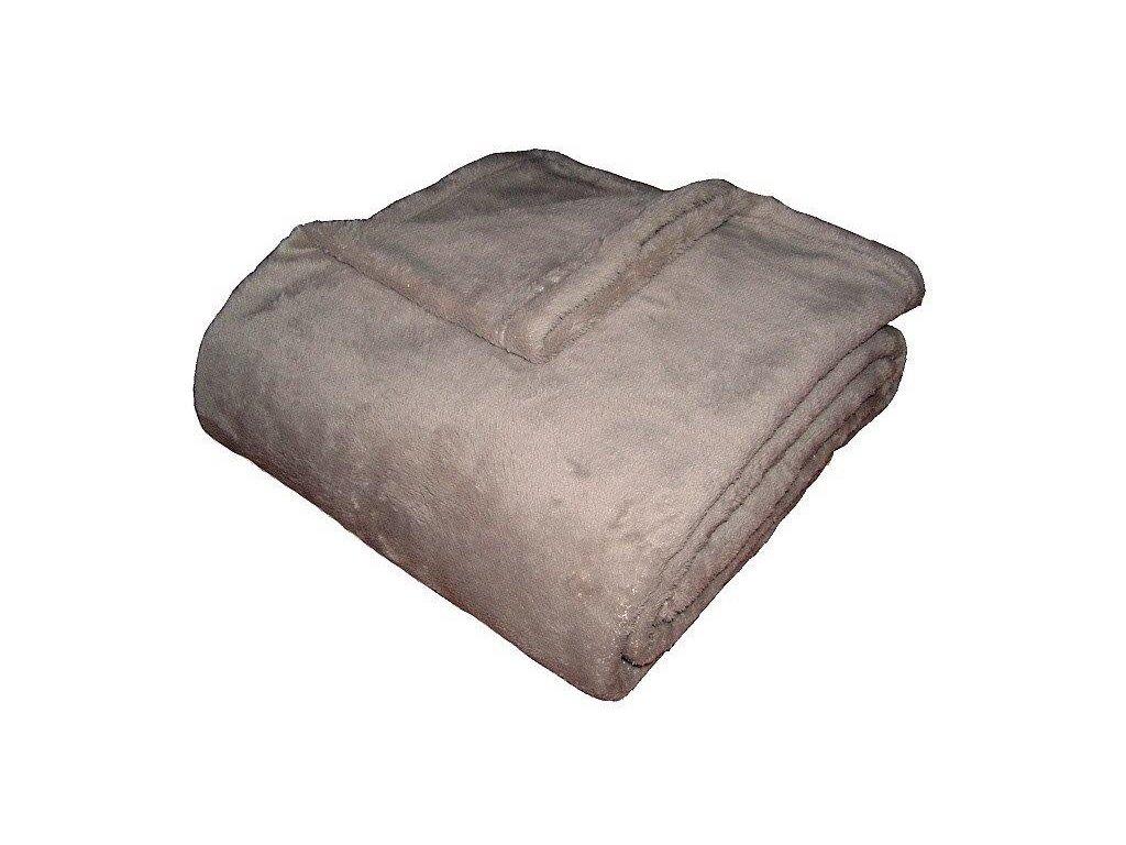 Super soft deka Dadka opál 150x200 cm