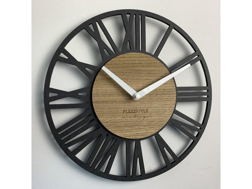 Nástěnné hodiny 30 cm