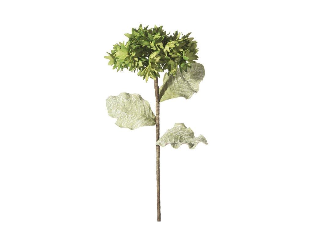 Umělá květina 399 zelená 90cm