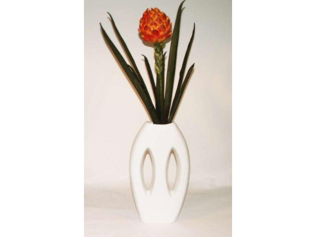 Umělá květina 100 oranžová 90 cm