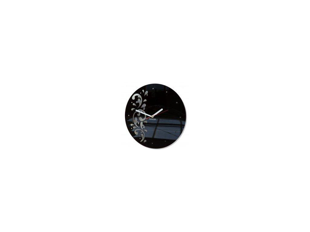 Nástěnné hodiny  FLORA