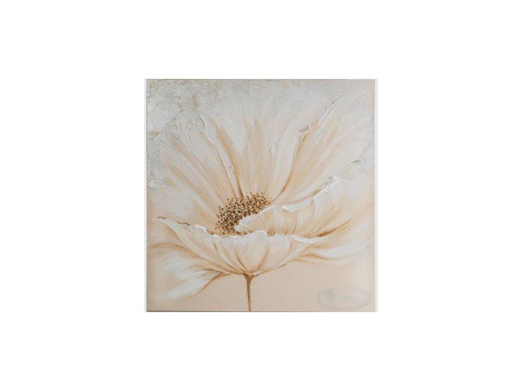 Ručně malovaný obraz THOMAS 2 60x60 cm