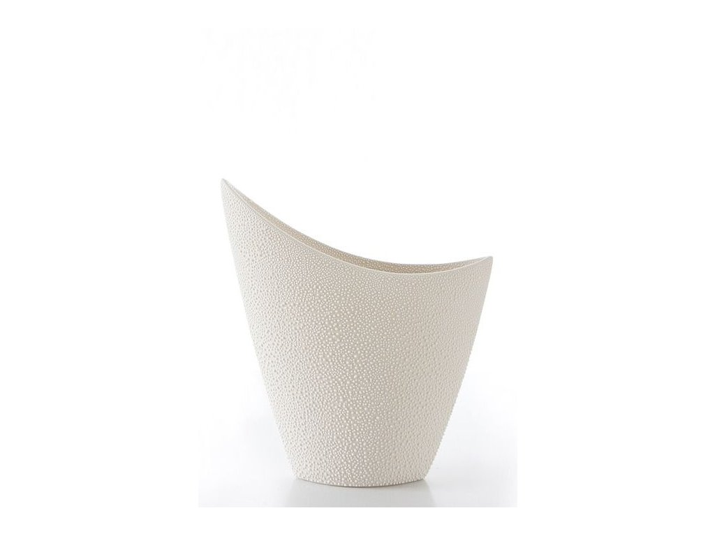 Keramická váza RISO 10 26 cm