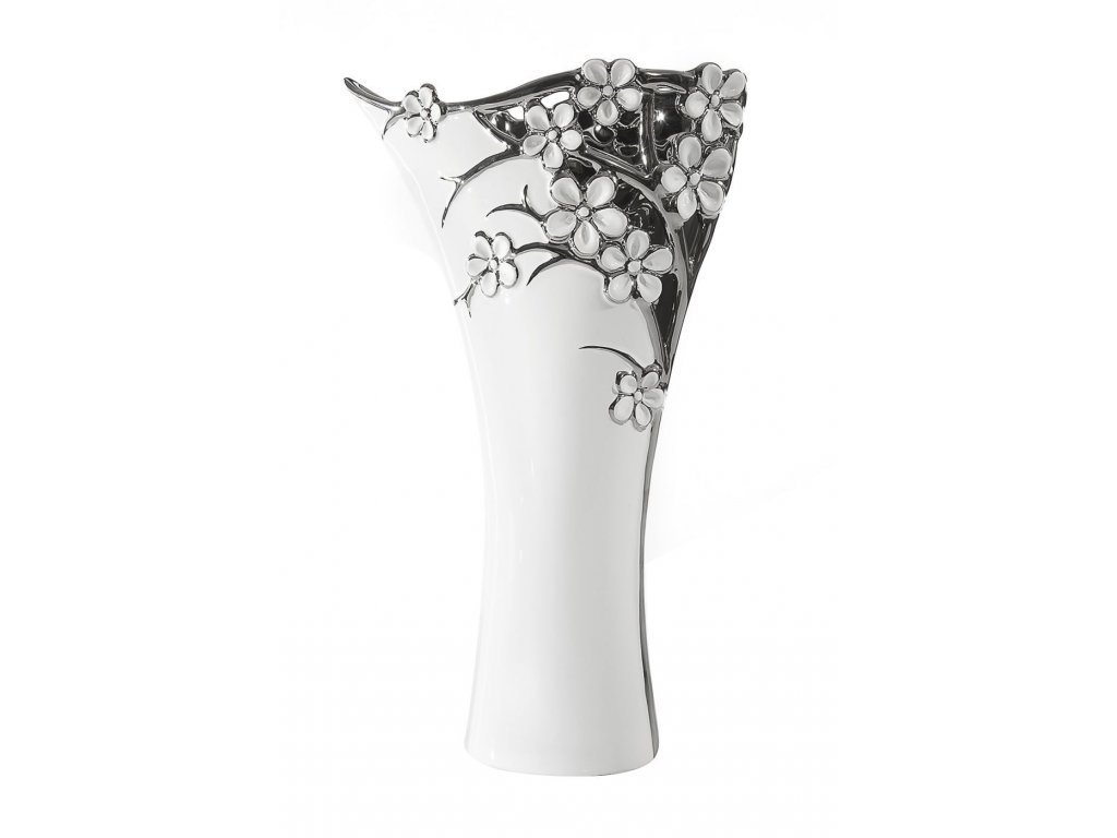 Luxusní keramická váza AZALIA 38 cm