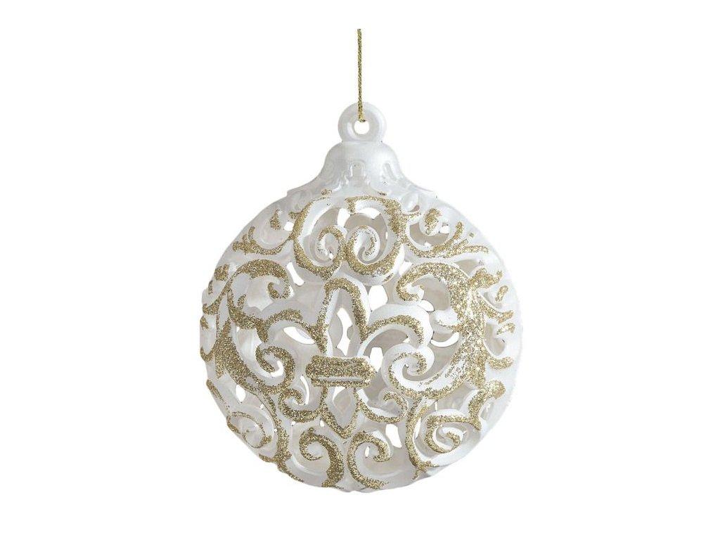 Vánoční baňka ADA 8 cm