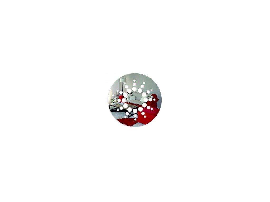 Samolepící dekorace zrcadlová  Disc