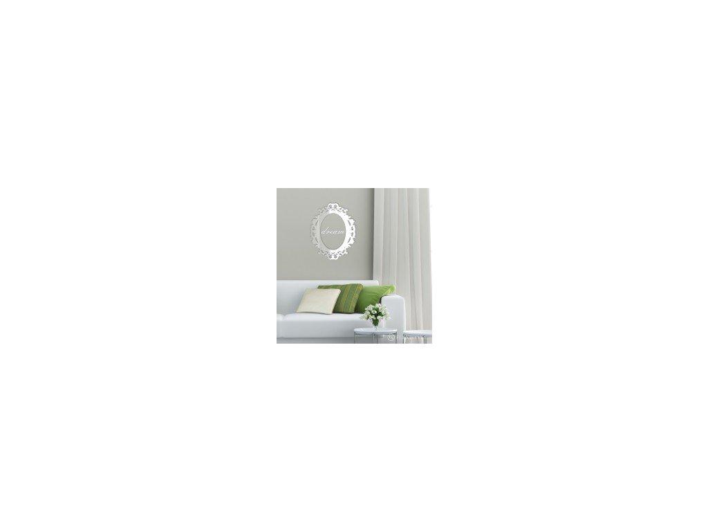 Samolepící dekorace zrcadlová  DREAM 60 X 48