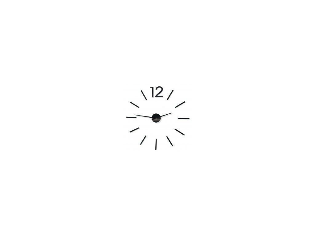 Nástěnné hodiny DIY Admirable 2 100-130cm
