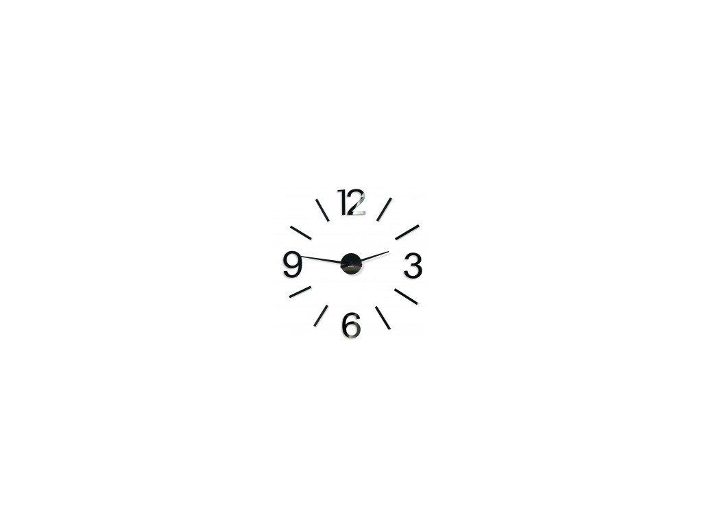 Nástěnné hodiny DIY Admirable 4 100-130cm