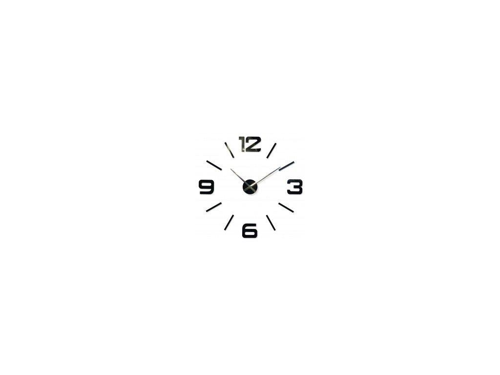 Nástěnné hodiny DIY Admirable 7 100-130cm