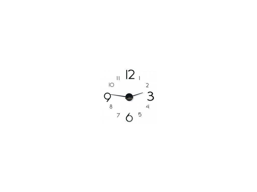 Nástěnné hodiny DIY Admirable 8 100-130cm