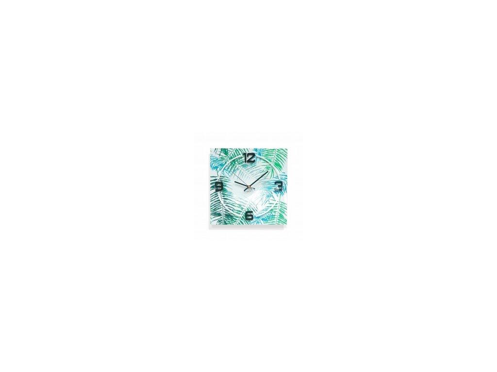 Nástěnné hodiny list Palma