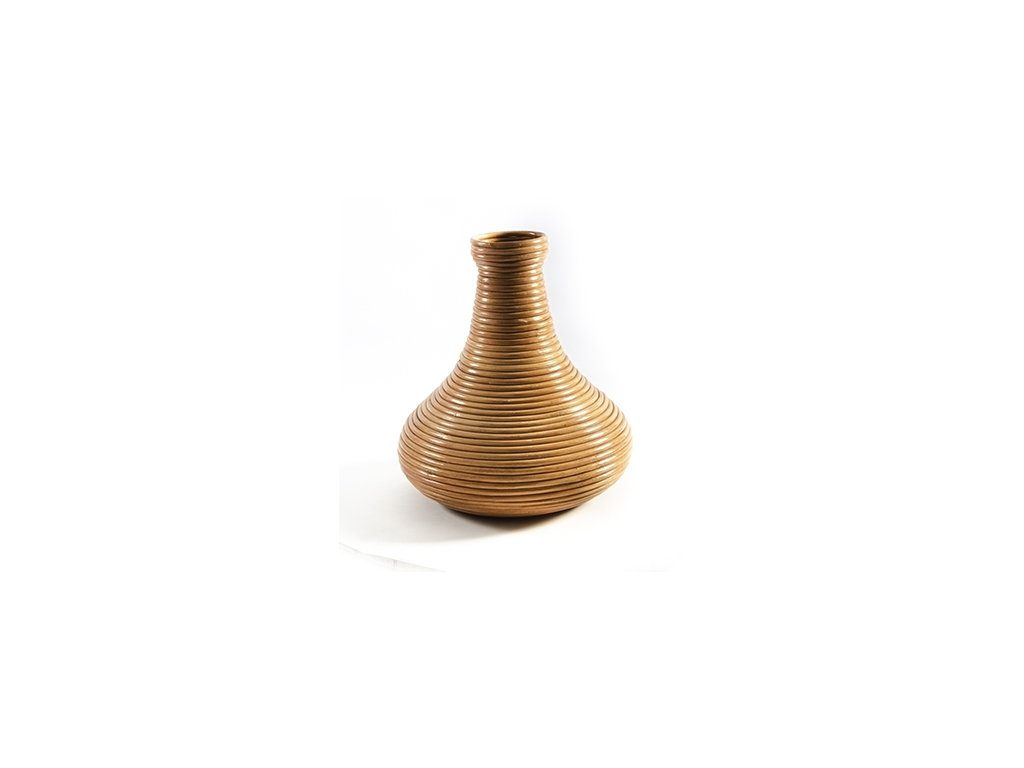 Ratanová váza