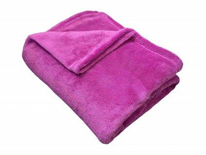 Soft deka fialova