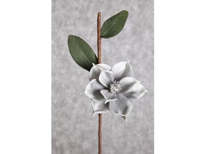 Umělá květina 153 Šedá